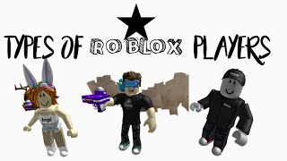 Types of ROBLOX players| Jax