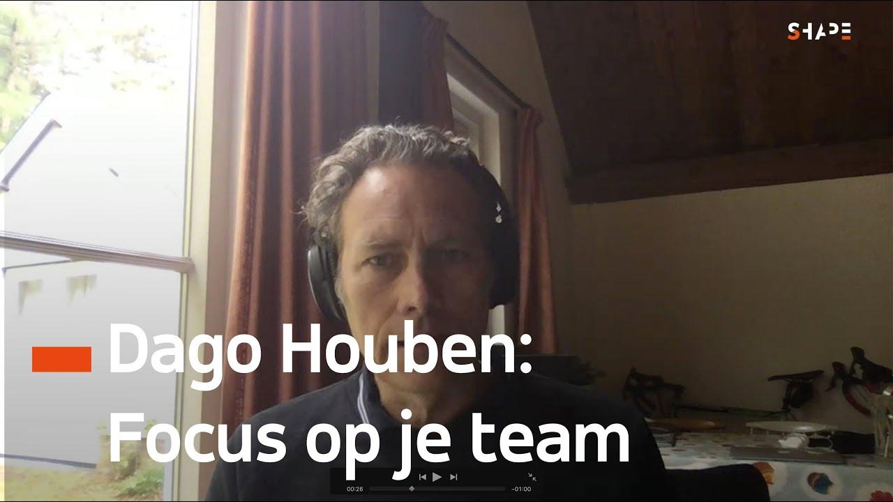 'Focus op je team en de groep zzp'ers | Dago Houben | Corona KeukenCast
