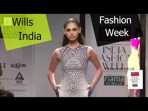 WIFW SS' 13   Day 3   Rahul Mishra's @ Wills India Fashion Week Summer Spring '13