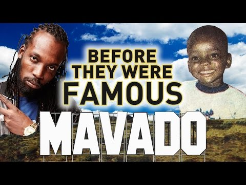 MAVADO - Before They Were Famous - Dancehall Gully Gad