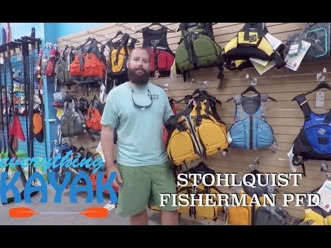 STOHLQUIST FISHERMAN PFD