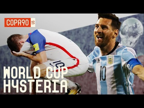 World Cup Hysteria: USMNT is OUT, Messi's Argentina is IN | FFS