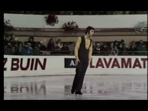 Ondrej Nepela - 1973 World Figure Skating Championship LP