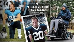 Former NFL Player Tim Shaw Shares Life With ALS   The Players' Tribune