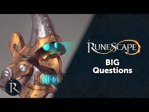 RuneScape's Big Questions [stream]