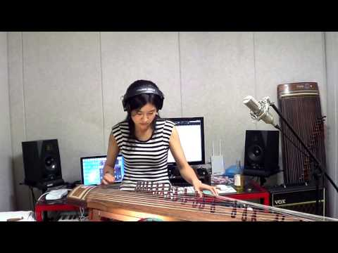 Stevie Ray Vaughan-Lenny  Gayageum cover.