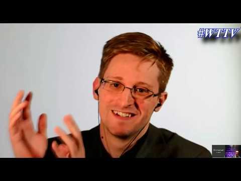 Edward Snowden - Russia, Brexit & Trump - Cyber Summit - October - 2017