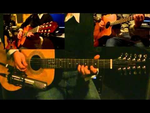 Erin Ward Protect and Survive  2013 - Martin Barre cover Jethro Tull)