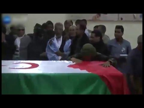 Maroc, Brahim Ghali élu à la tête du Front Polisario
