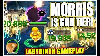 SUMMONERS WAR : LABYRINTH GAMEPLAY TIME!!!