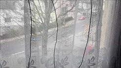 Fenster Antenne für Kurzwelle.