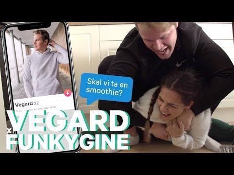 Vegard X Funkygine #51: Datingprat og Tinder-takeover