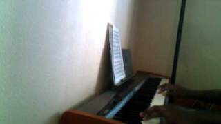 Awesome God (Michael W. Smith & Kirk Franklin) Piano Cover