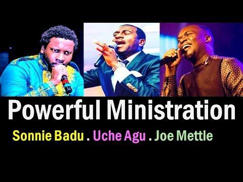 UCHE AGU  Worship Medley ft SNIE BADU & JOE METTLE
