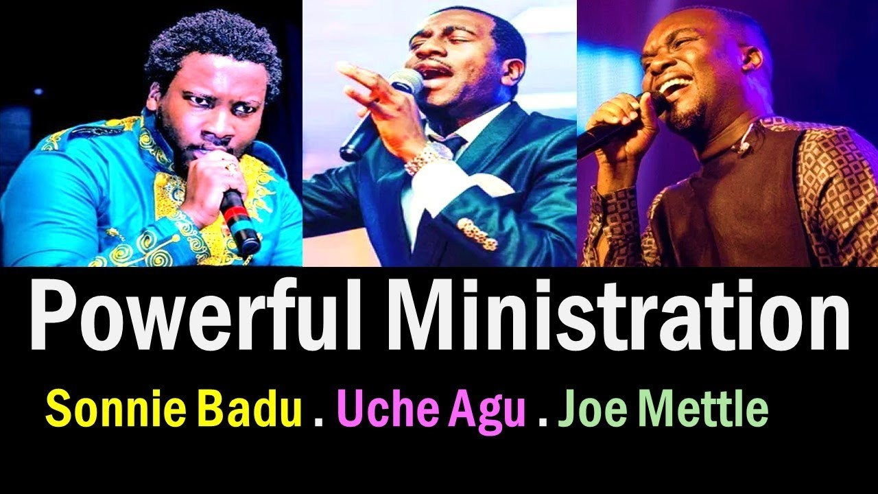 UCHE AGU - Worship Medley ft SONNIE BADU & JOE METTLE [Official Video] 2019