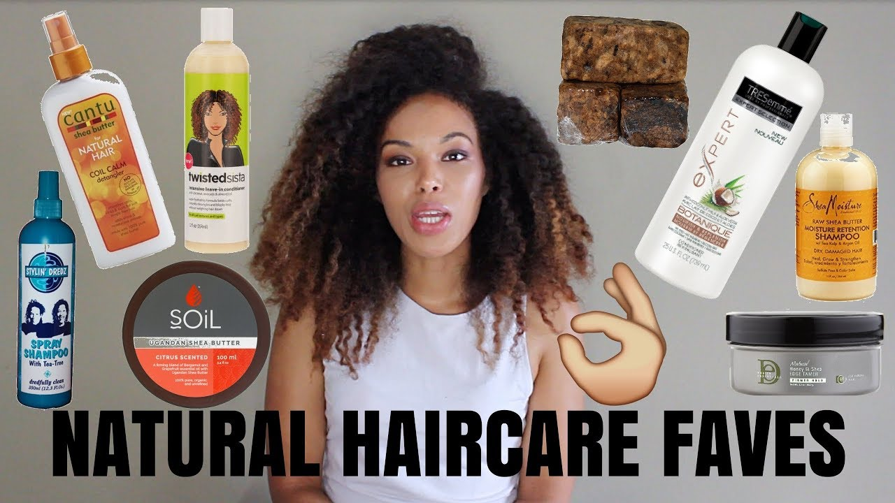 Current Favourite Natural Hair Products   Robyn Ruth Thomas   South Africa