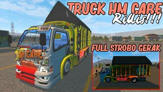 Riliss!!..Truck HM Cabe  Full Strobo
