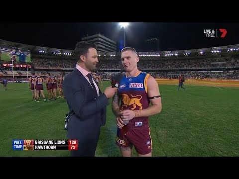 Post-Match: Dayne Beams