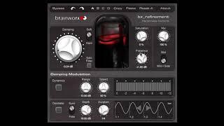 Brainworx bx_refinement de-harsh mastering plugin