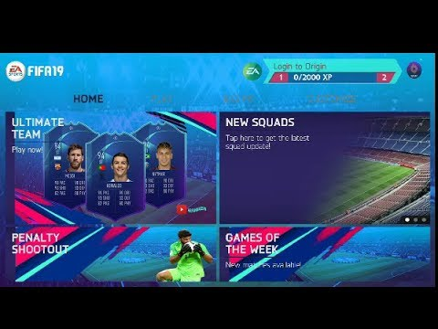 Fifa 19 Android APK+OBB+DATA With HD Gamplay