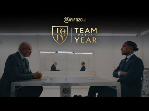 FIFA 20 | Team of the Year Reveal Trailer