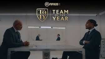 FIFA 20   Team of the Year Reveal Trailer