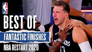 The Best Fantastic Finishes From NBA Restart!
