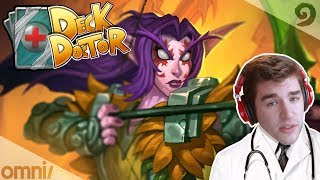 Witchwood Deck Doctor w/ Firebat: Big Hunter!
