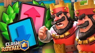 LUCK IS ON MY SIDE - CHALLENGE OF CHOICE 2VS2!! -CLASH ROYALE
