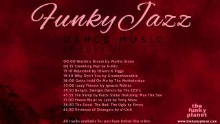 Funky Jazz Dance Music - Episode 01