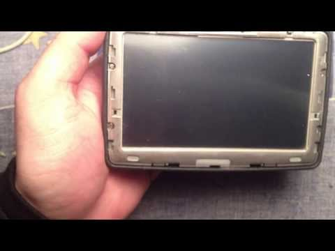 GPS Tomtom XL Disassembly