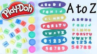 Learn ABC For Kids With Play Doh | ABC Song | Phonic Song | Kids Song | Alphabets For Children