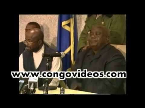Discours de Laurent-Désiré Kabila sur les agressions au Congo (Bruxelles, 1998)