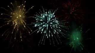 Салют - футаж(Красивые футажи для вашего творчеств в ПроШоу, созданные в программе Magic Particles 3D и обработанные в других..., 2014-12-22T09:03:15.000Z)