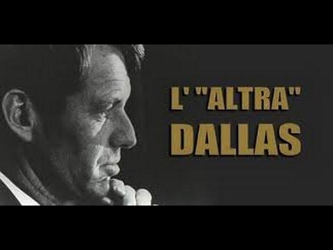 """Documentario Italiano  - """"L'altra Dallas - Chi ha ucciso Robert Kennedy?"""""""