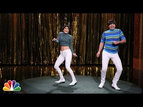 Tight Pants with Jimmy Fallon & Jennifer Lopez
