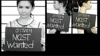 Sarah Geronimo - Most Wanted Teaser with Gerald, Piolo and Toni- ASAP Rocks (July 17, 2011)