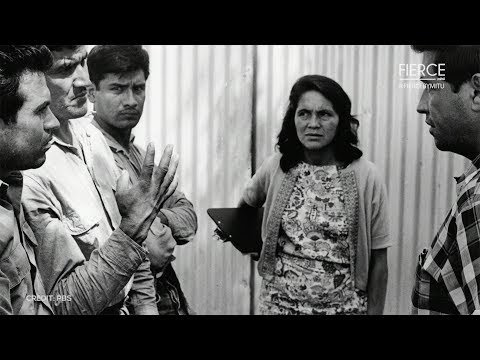 Si Se Puede! Interview with DOLORES HUERTA & BENJAMIN BRATT | Fierce by mitú