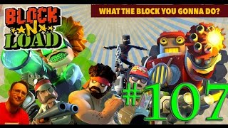 Block N Load Gameplay - Part 107 - NEW CHARACTER!! Roly Poly Fat Fat Gameplay!!