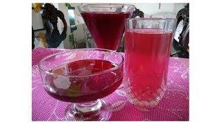 Homemade Rooh Afzah