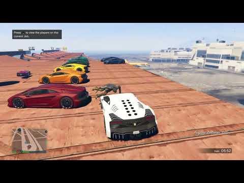 Grand Theft Auto V | BMX VS ZENTORNOS!! Part 1?