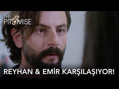 Reyhan ve Emir karşılaşıyor! | Yemin 71. Bölüm (English and Spanish)