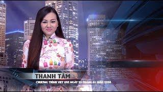 VIETLIVE TV ngày 25 01 2020