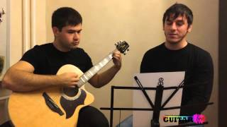 Иванушки International - Тучи (кавер)