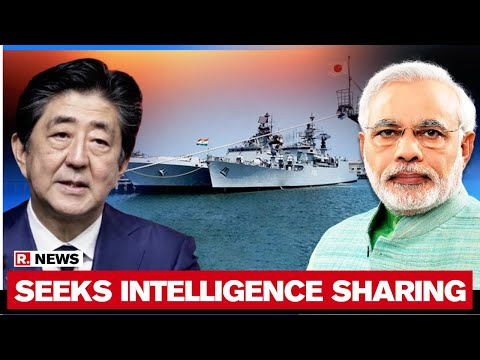 Japan Seeks To Share Defence Intelligence With India, UK, Au