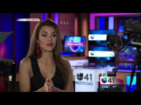 Miss Dominican Republic speaks about the Controversy of MISS UNIVERSE 2015