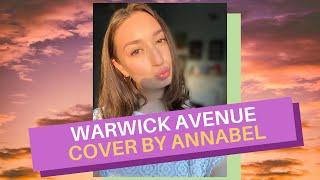 'WARWICK AVENUE' - Duffy (Cover by Annabel)