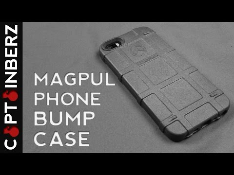 Magpul Phone Bump Case (iPhone 5/5s/6 And Samsung Galaxy)