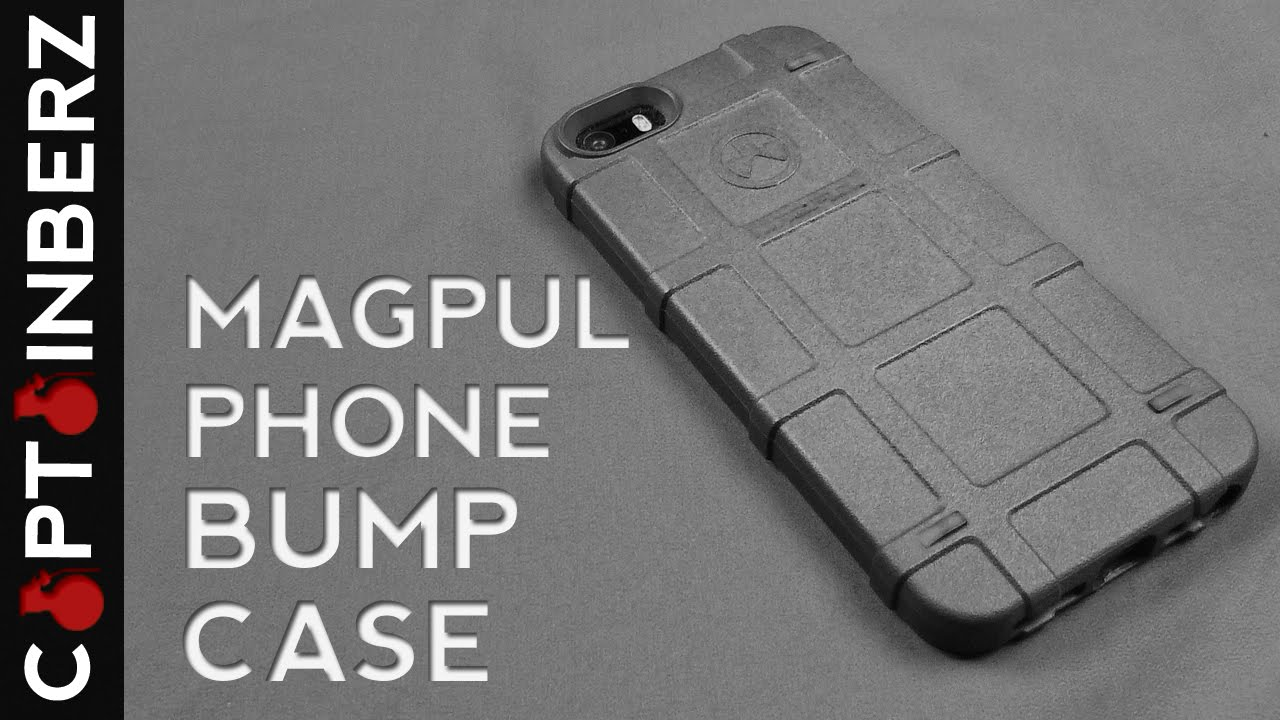 new arrival 3981b fb629 Magpul Phone Bump Case (iPhone 5/5s/6 and Samsung Galaxy)
