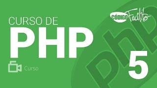 5.- Curso PHP 7 - Constantes